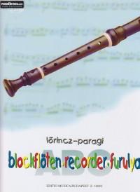 EMB (Editio Musica Budapest) LORINCZ L./PARAGI J. - BLOCKFLOTEN-ABC - FLUTE A BEC SOPRANO Méthode et pédagogie Bois Flûte à bec