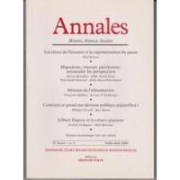 Annales nø4/55 2000 (juillet-aout)
