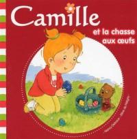 Camille et la chasse aux oeufs