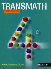 Transmath 4e : Programme 2007