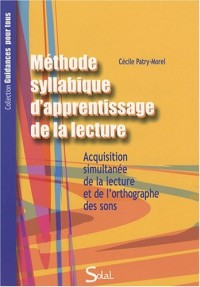 Méthode syllabique d'apprentissage de la lecture