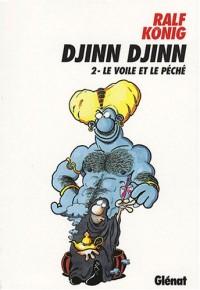 Djinn Djinn, Tome 2 : Le voile et le péché