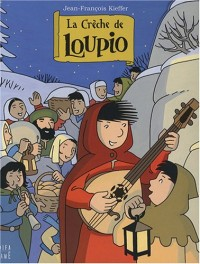 La Crèche de Loupio (1CD audio)