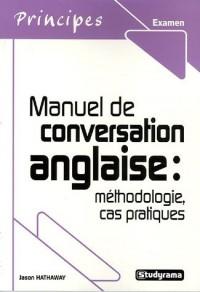 Manuel de conversation anglaise : méthodologie, cas pratique