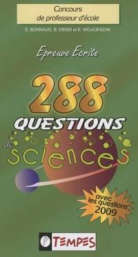 288 questions de sciences avec 107 confusions à éviter