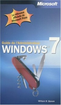Guide de l'administrateur Windows 7