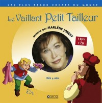 Le Vaillant petit tailleur (1CD audio)