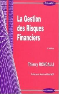 La gestion des risques financiers
