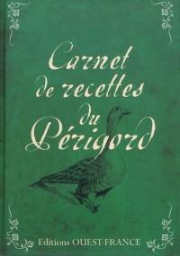 Carnet de recettes du Périgord